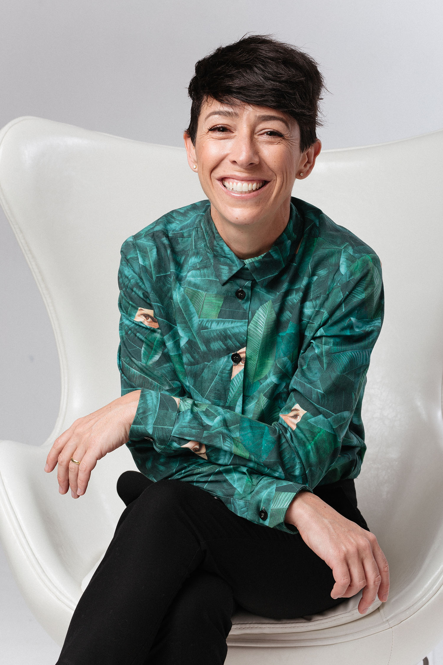 Gala Magriña, Founder of Gala Magriña Design, an interior design agency based in New York City