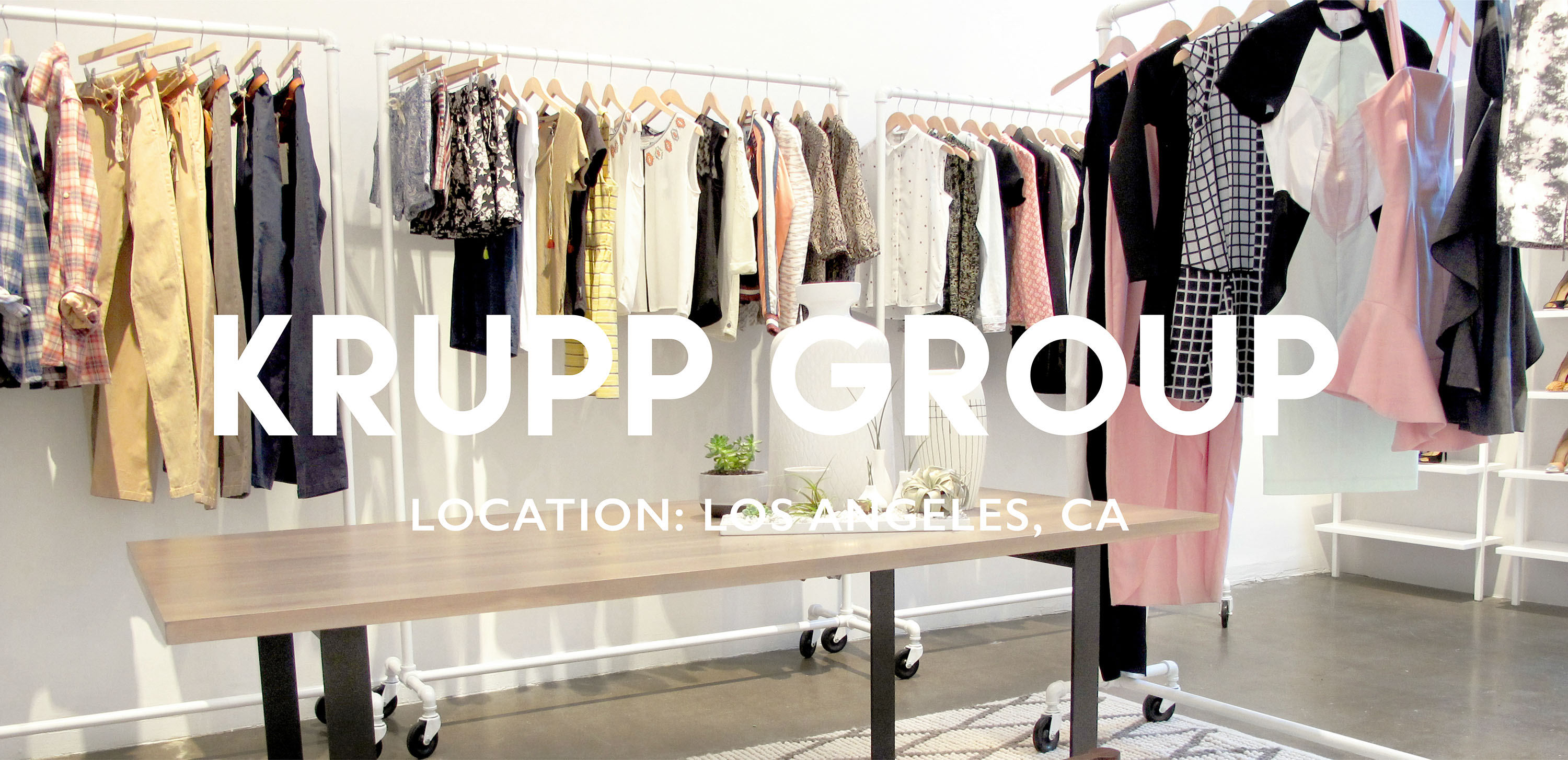 Krupp LA Office and Showroom | Location: Los Angeles | Designer, Gala Magriña Design