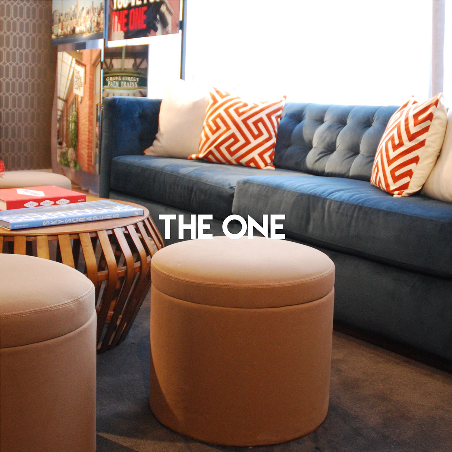 The One in Jersey City, NJ | Experiential Marketing and Pop-Up Installation by Gala Magriña Design